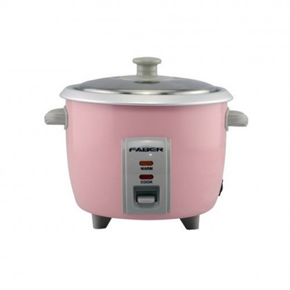 Faber (0.6L) Petite Rice Cooker Classic Series FRC 106